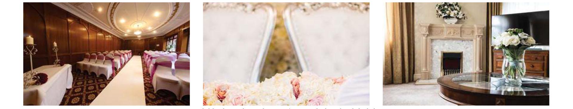 Twilight Wedding Package at Weddings Bredbury Hall Wedding Venue in Stockport Cheshire