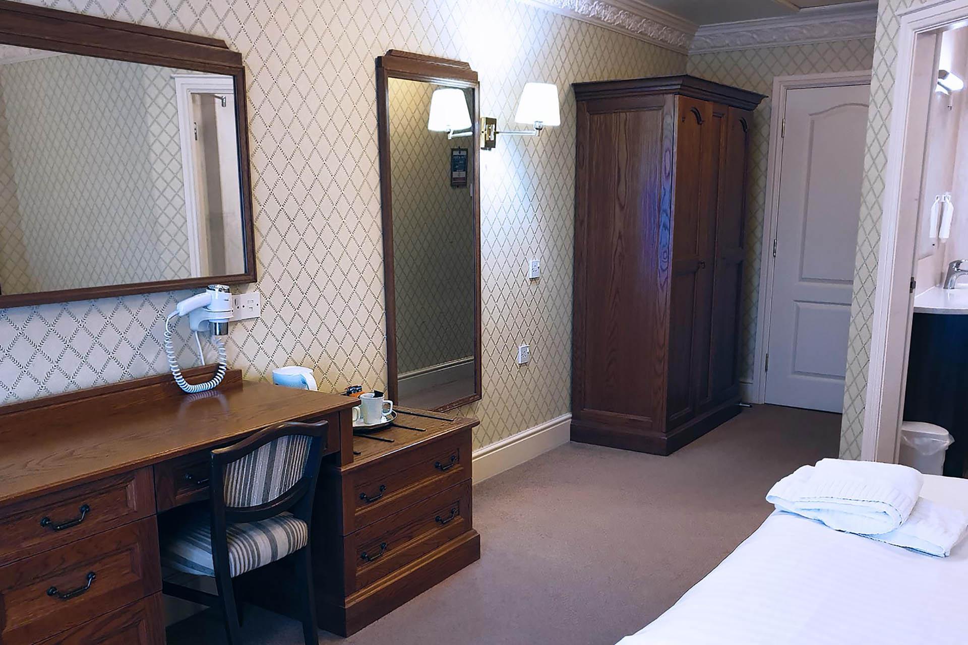 bredbury hall hotel stockport classic double