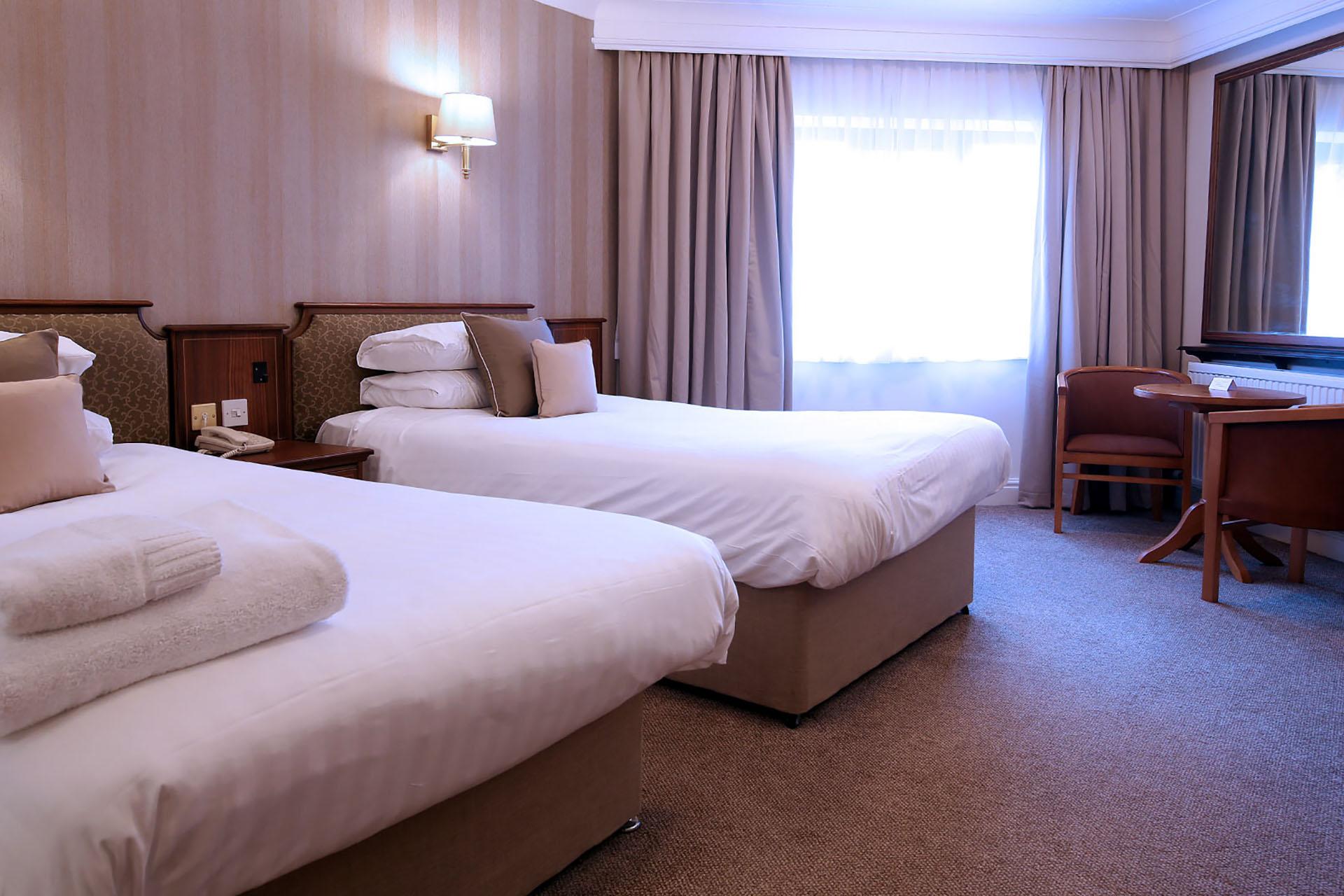 bredbury hall hotel stockport classic twin