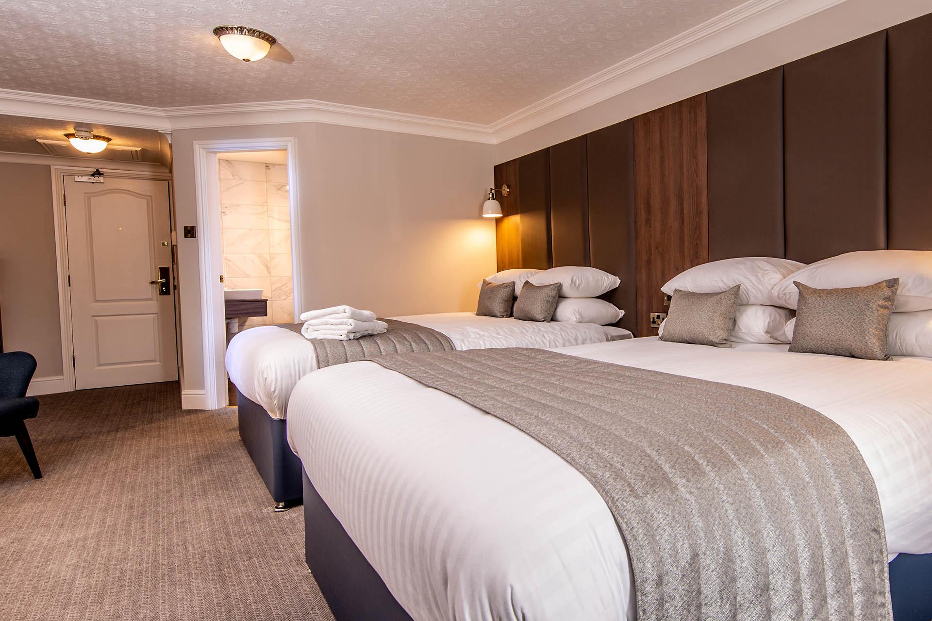 bredbury hall hotel stockport superior family